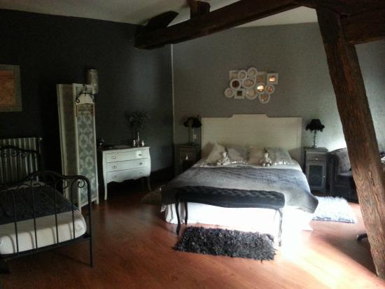 Grateloup-Saint-Gayrand, Francia: Chambre baroque