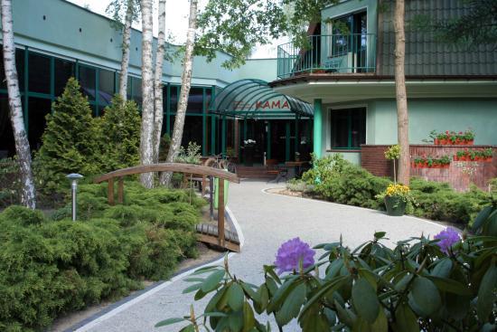 Kama Park Hotel: Hotel KAMA PARK