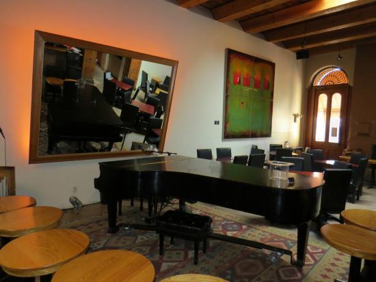 Vanessie of Santa FE: Piano Bar