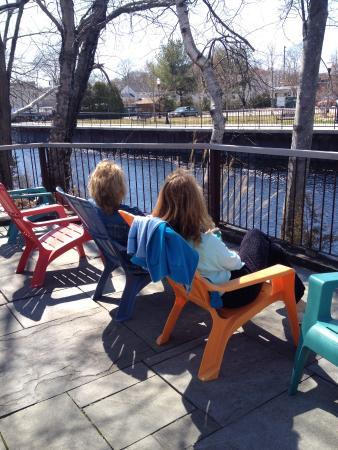 Bridge: Perfect afternoon