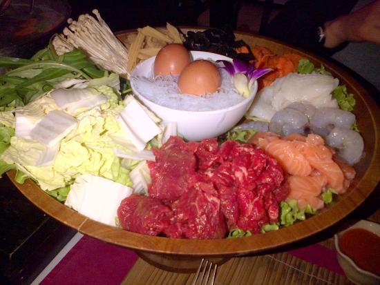 fondue thailandaise