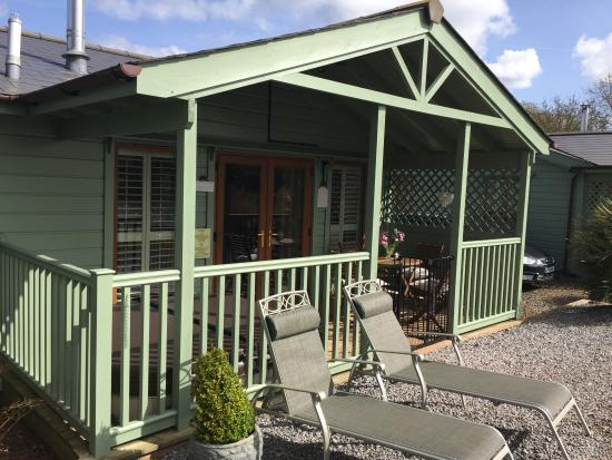 South View Lodges : Kingfisher lodge