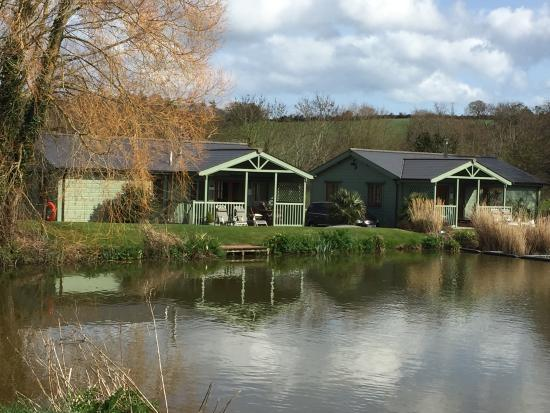 South View Lodges : Kingfisher and heron lodge