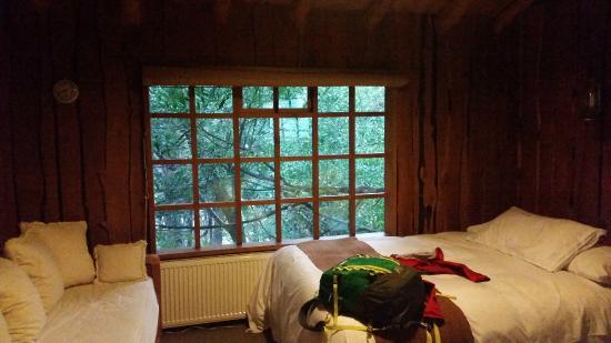 Hotel El Barranco: room