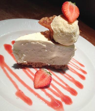 Al Forno: Cheesecake