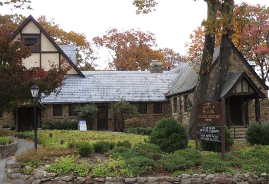 Bernardsville, Nueva Jersey: St. John on the Mountain