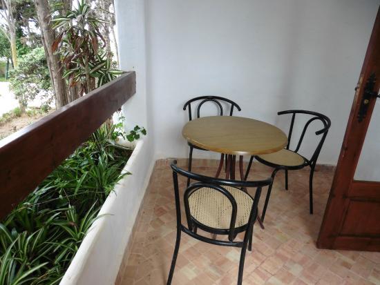 Mellalyene, Maroko: Balcony