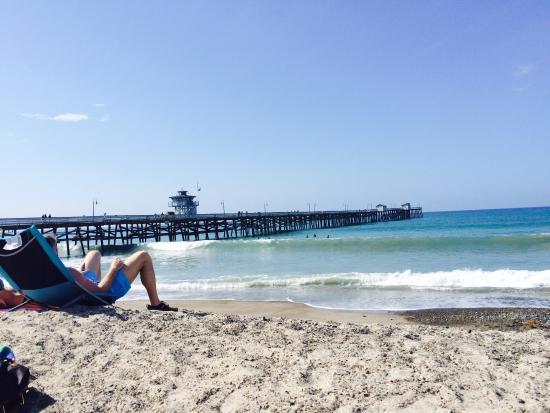 Holiday Inn Express San Clemente North: San Clemente Pier