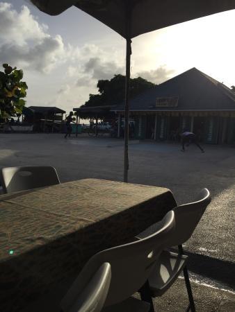 Oistins, Barbade : .