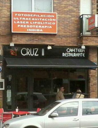 Cafeteria-Restaurante Cruz II
