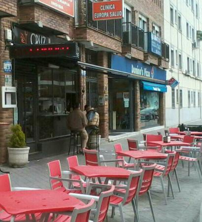 Terraza Picture Of Cafeteria Restaurante Cruz Ii Mostoles