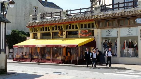 Il Parasole, Deauville   6 rue Hoche   Restaurant Reviews, Photos