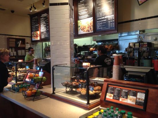 Corner Bakery Cafe Boca