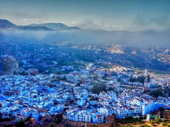 Discover Morocco Tours The Blue City Of Chefchaouen