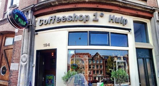 Coffeeshop 1e Hulp
