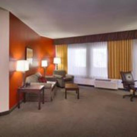 Holiday Inn Express Hotel & Suites: One Bedroom Suite