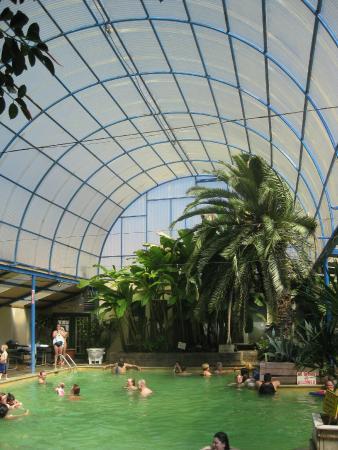 Indian Hot Springs pool canopy enclosure & pool canopy enclosure - Picture of Indian Hot Springs Idaho ...