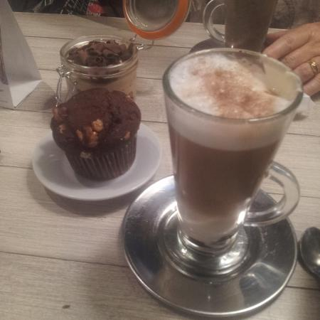 Frawens: Café capuchino