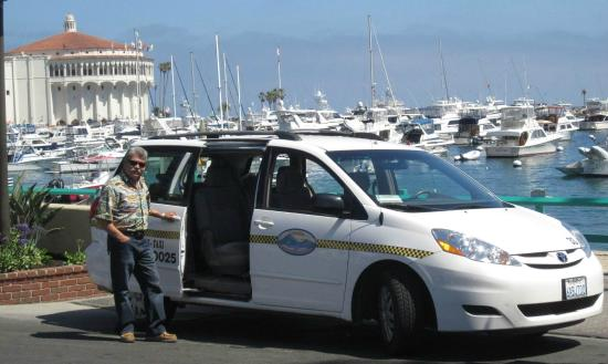 Catalina Transportation Services : Our helpful drivers are always ready take you to your destination