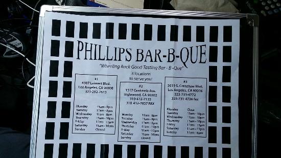 Phillips Bar-B-Que
