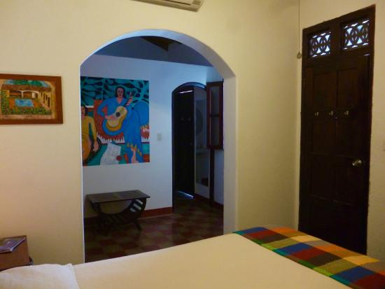 Casa Silas B & B: Bedroom