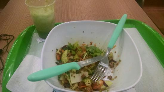 Estacao Verde Saladas & Sucos