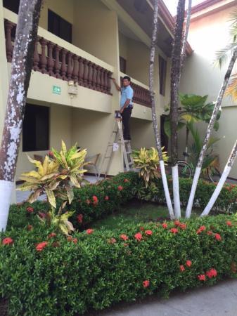 Hotel Mango Mar: Balcony