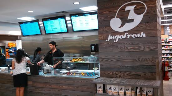 JugoFresh · Flavor Paper