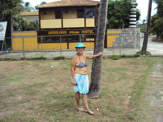Abrolhos Praia Hotel: Fachada do Hotel