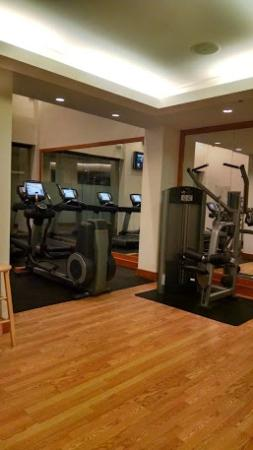 Hyatt Regency Guam: Workout room