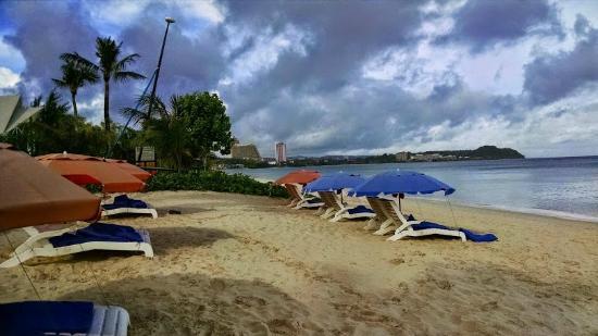 Hyatt Regency Guam: Beach