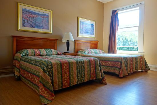 Europa Hotel: Room