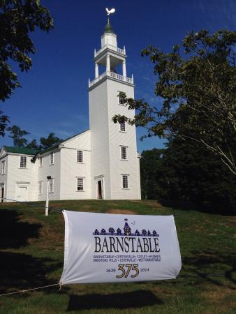 West Barnstable, MA: West Parish Meetinghouse