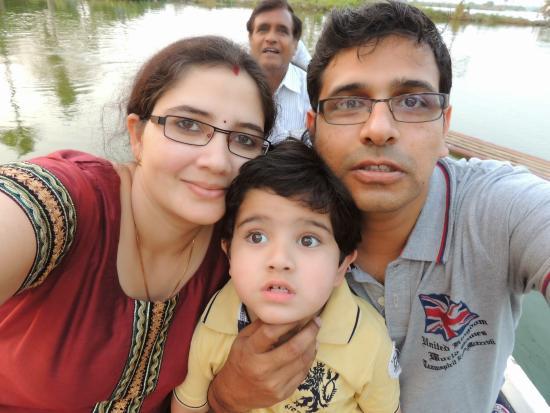 Kondai Lip Backwater Heritage Resort: family fun