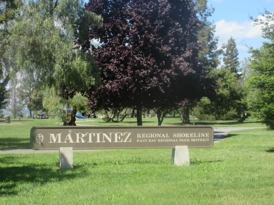 Martinez Regional Shoreline, Martinez, Ca