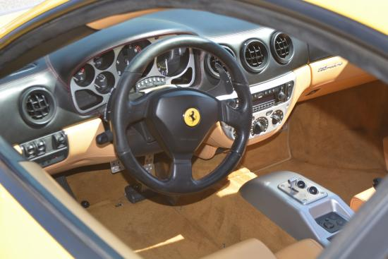 Ferrari 360 Modena Interior Bild Von 3 Lap Autocross Car Driving Experience Seattle Tripadvisor