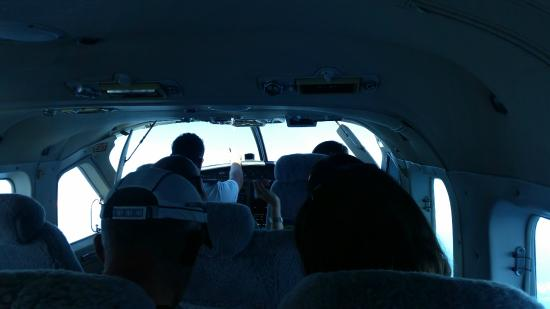 plane trip picture of lady elliot island eco resort lady elliot