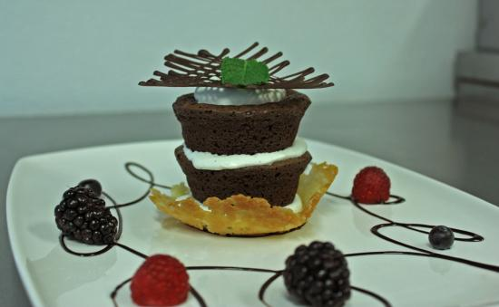 Loondocks Restaurant: Flourless Chocolate Cakes