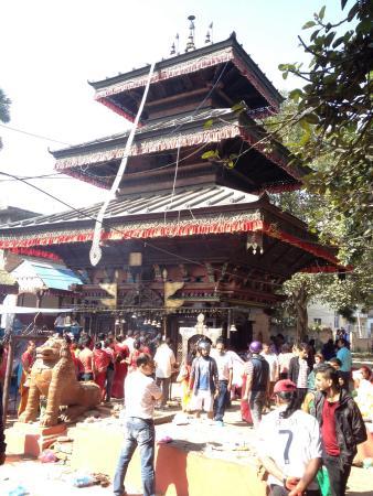 The Ashokan Stupas