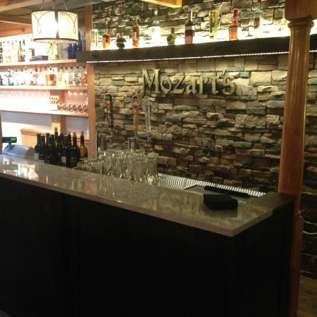 Mozart's Steakhouse: Our new look