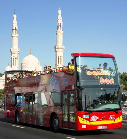 ‪City Sightseeing Dubai‬