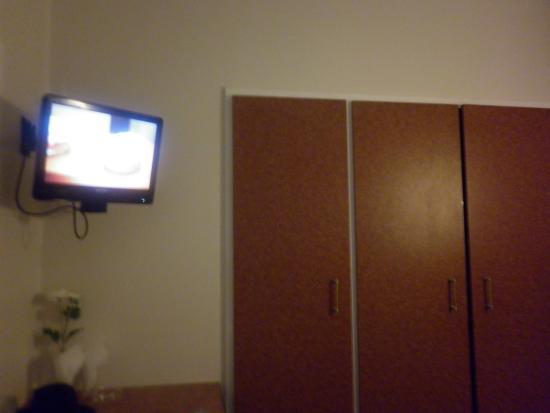 Hotel de France: Triple room