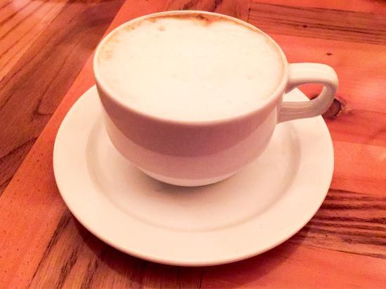 Lumiere: The Cappuccino...