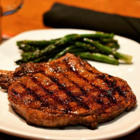 920 Grill: Cowboy steak