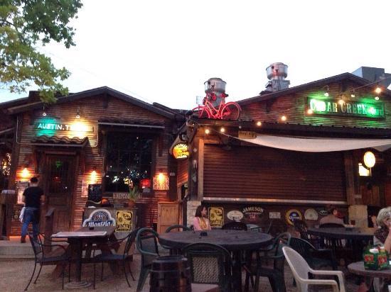 Photo of American Restaurant Cedar Creek at 1034 W 20th St, Houston, TX 77008, United States