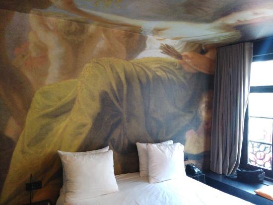 Hotel O  Kathedral: le lit