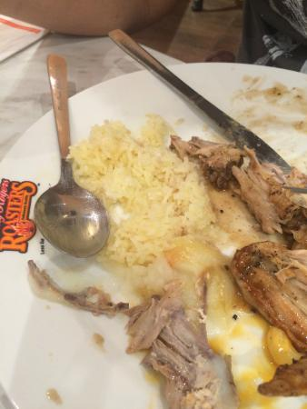 Kenny Rogers: Oily Rice