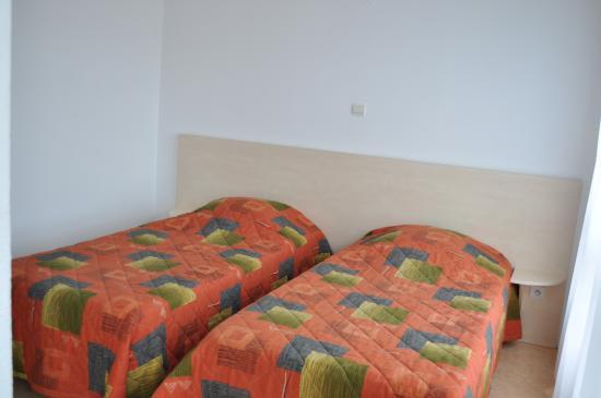 Appart'Hotel La Maison des Chercheurs : Lits jumeaux