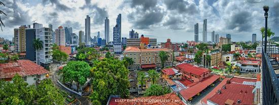 Hotel Costa Inn: Panoramic view