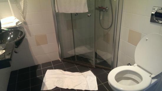 Scandic Kolding: bath